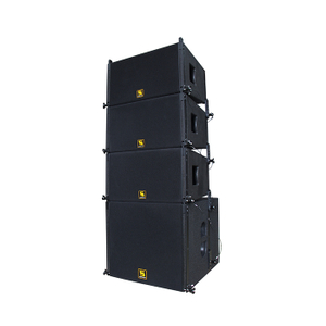 VR10 & S15 10-Zoll-Tops und 15-Zoll-Subs Kompaktes Active Line Array-System