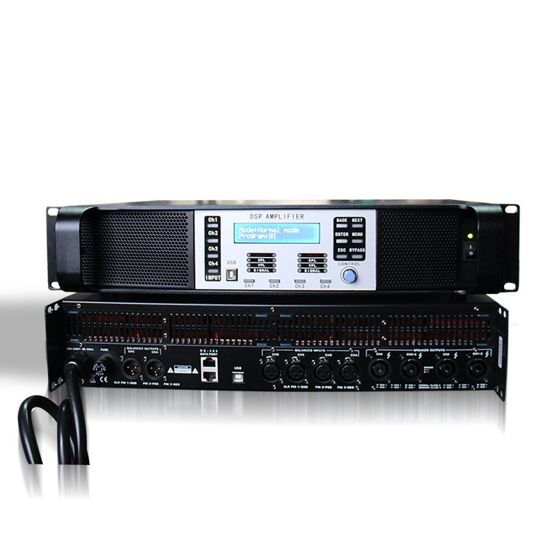 Buying an amplifier----Do I need a DSP or not.