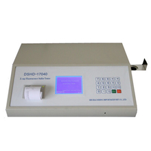 DSHD-17040 X-ray Fluorescence Sulfur Analyzer