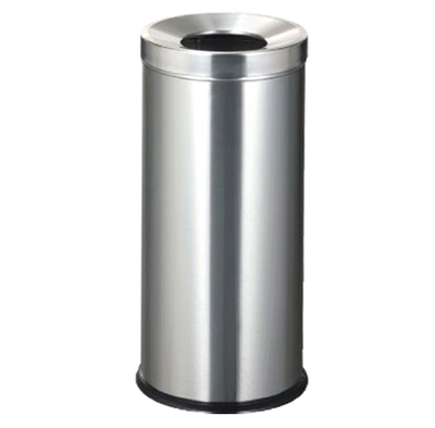 Product model :YH-104H Stainlesss steel Waste Can