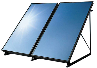Residential High Pressure Flat Solar Collector I Series