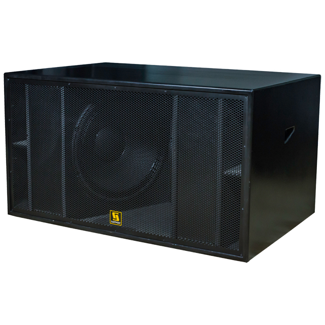 L-8028 Dual 18 inch High Power Pro Subwoofer Box - Buy 18 inch ...