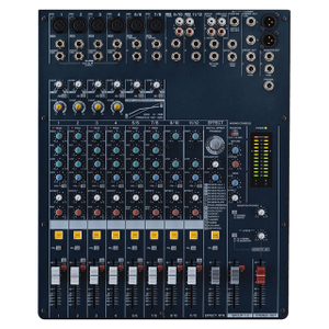MG124C / CX Karaoke Echo Mixer
