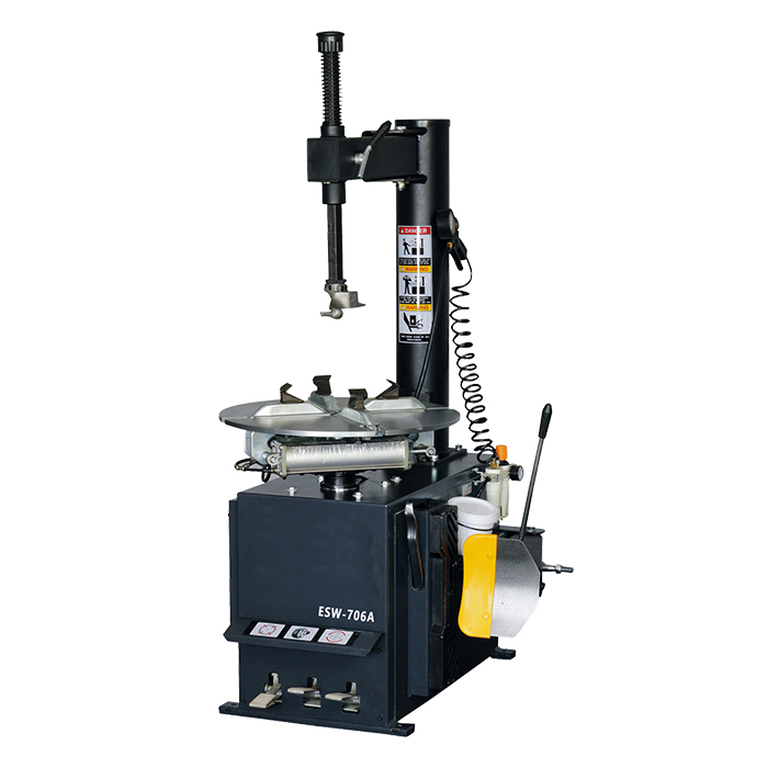 ESW706A Mobile Tyre Changer Machine for Car Motorcycle
