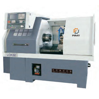 LCK320 Cnc Lathe with C Axis
