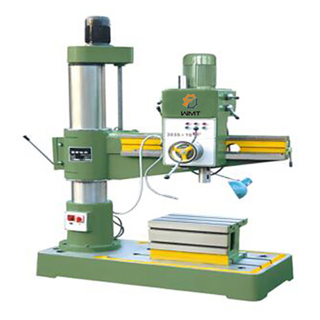 ZQ3035x10 Manual Type Wide Use Radial Drilling Machine
