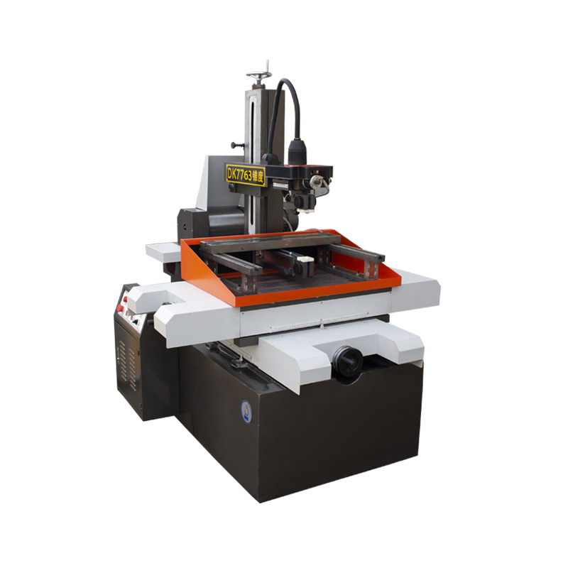 DK7763 Electrical Discharge Machine with High-speed Cabinet Computer