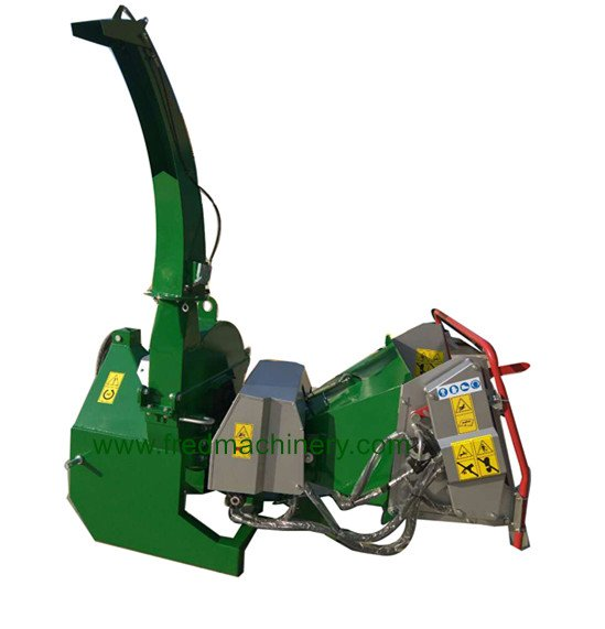 BX72R EU Hydraulic Wood Chipper