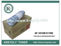 Copier Toner Cartridge AF3210D AF3110D for Ricoh Aficio-2035/2045/3035/3045