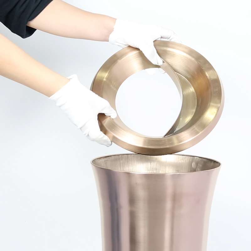 Waste Can Manufactory From China with Good Quality (YH-239)