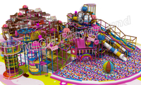 Indoor playground toys for children 7010A