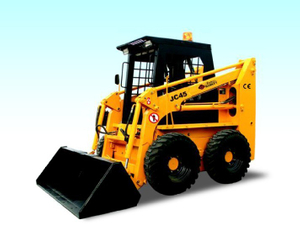 JC75 skid steer loader