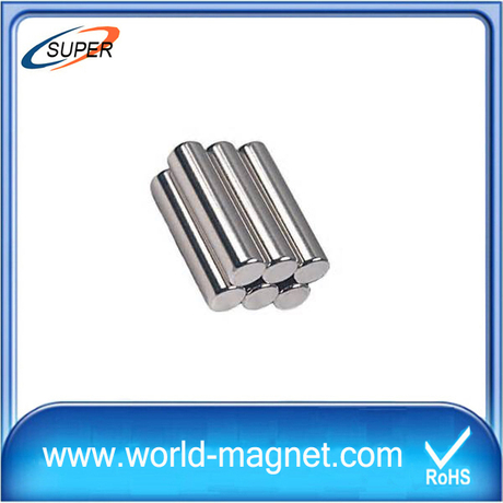 2017 Newest Neodymium Cylinder Magnets for Sale