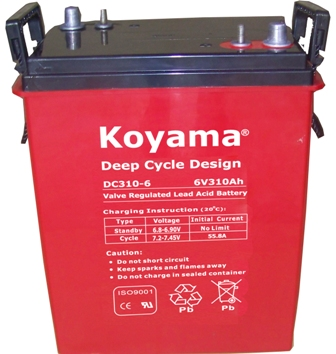 Deep Cycle AGM Battery