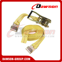 Ratchet Tie Down Straps (to ASTM B.30.9)