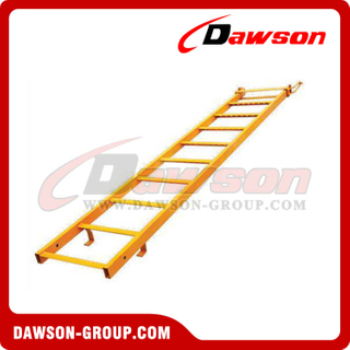 DS-D014 Painted Scaffolding Ladder