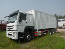 SINOTRUK HOWO 6×4 Workshop Truck