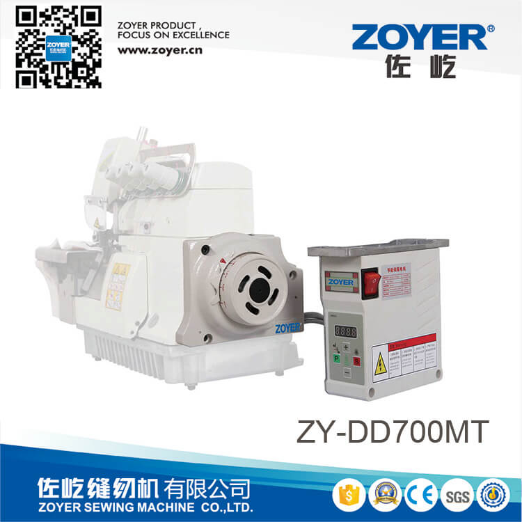 ZY-DD700MT Zoyer Save Power Energy Saving Direct Driver Sewing Motor (DSV-01-M700)