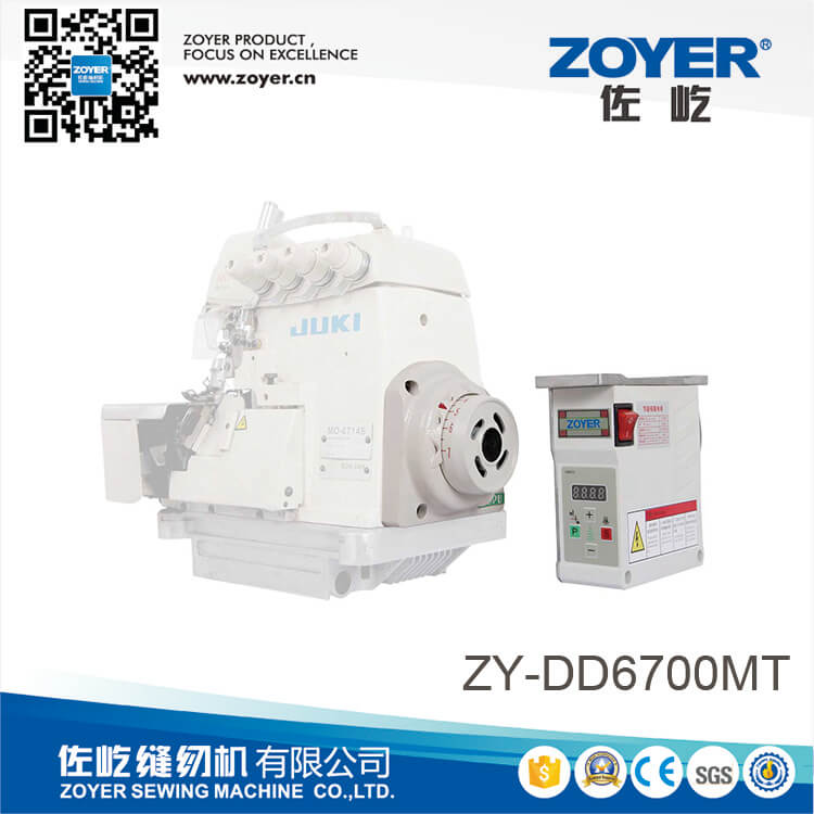 ZY-DD6700MT Zoyer Save Power Energy Saving Direct Driver Sewing Motor (DSV-01-6700)