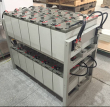 long life 600ah 2V stationary battery for ups system