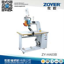 ZY-HA03B Zoyer Feed off the arm hot air seam sealing machine with double stepping motor