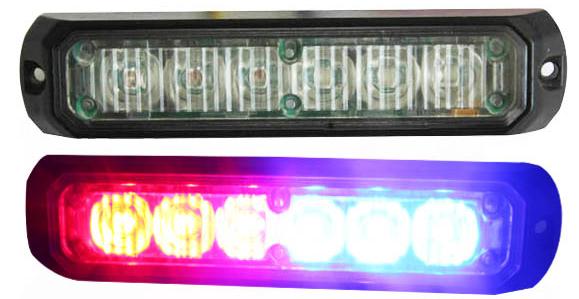Led police lights emergency warning lights police led lights led strobe surface lighthead mozeypictures Image collections