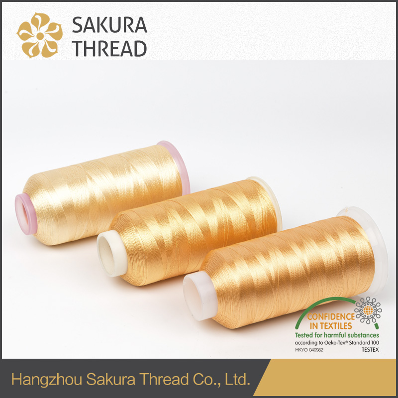 OEKO-Tex 1 Class 150D Rayon Embroidery Thread