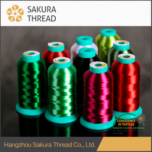 Untwisted Embroidery Thread
