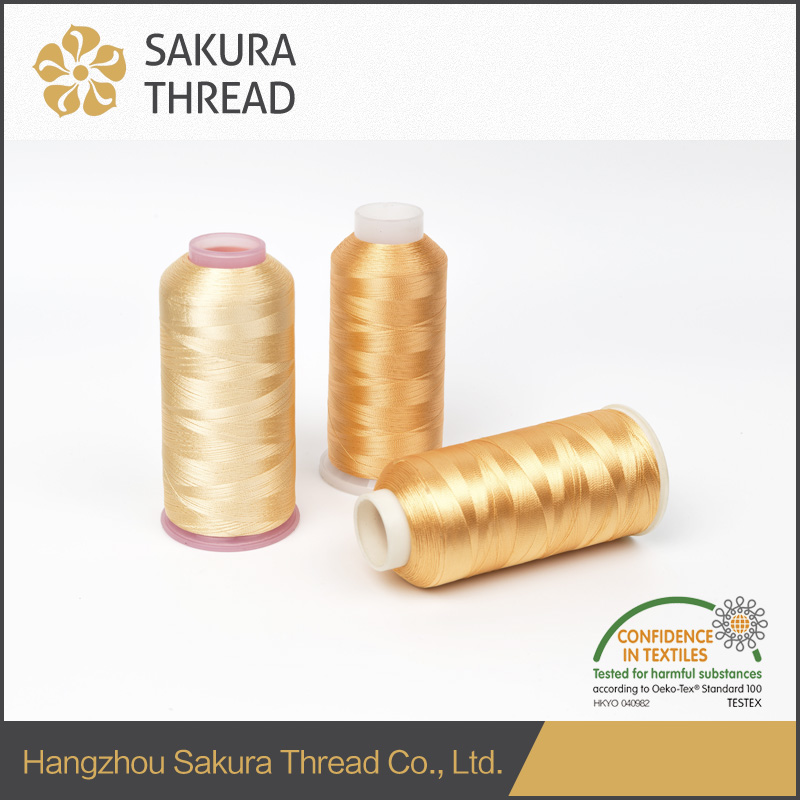 Polyester Embroidery Thread 120D