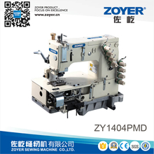 ZY1404PMD Zoyer 4-Needle Flat-Bed Double Chain Stitch Sewing Machine (metering device)