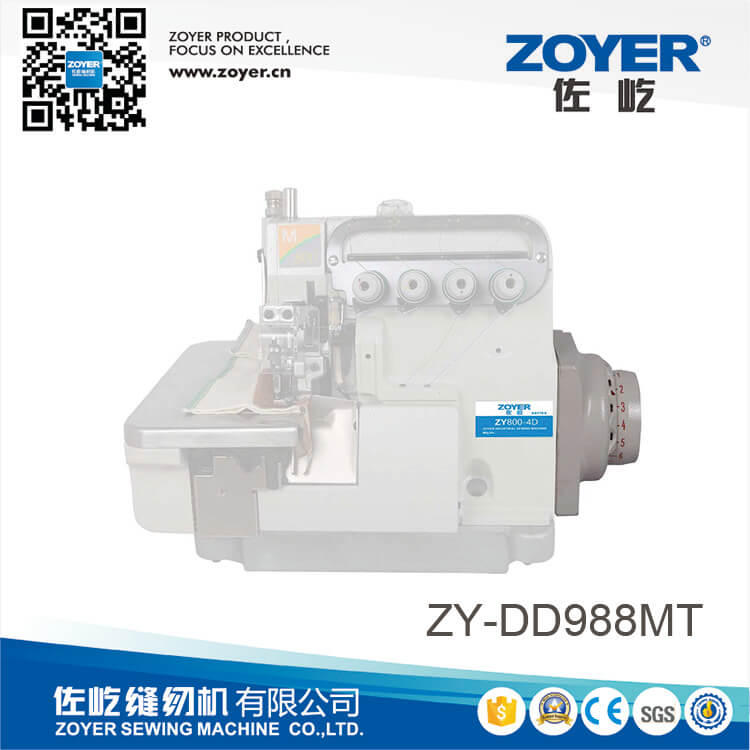 ZY-DD988MT Zoyer Save Power Energy Saving Direct Driver Sewing Motor (DSV-01-EX988)