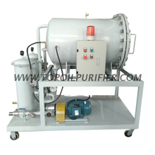 TYB Coalescence-Separation Light Fuel Oil Purifier