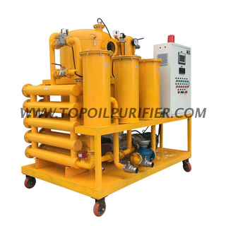 series ZYD Double Stage Vacuum Insulating Oil Filtration System