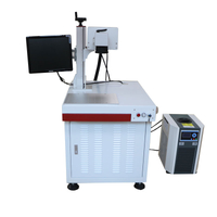 UV laser printing code machine
