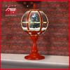 (LT30059S-RJ11) Christmas Tree Tabletop Desk Lamp with LED and Top Lace
