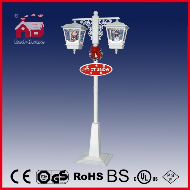 (LV188DH-WW) Romantic White Christmas Decoration Light for Street Garden Outdoor