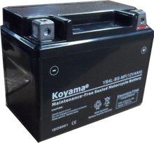 Factory Activated Motorycycle Sealed Battery