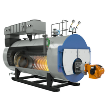 Clean Fuel Condenser Model 10 Ton Gas Steam Boiler