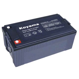 12V240AH Deep Cycle Gel Battery DCG240-12