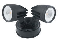 LED TWIN‐HEAD SECURITY LIGHT