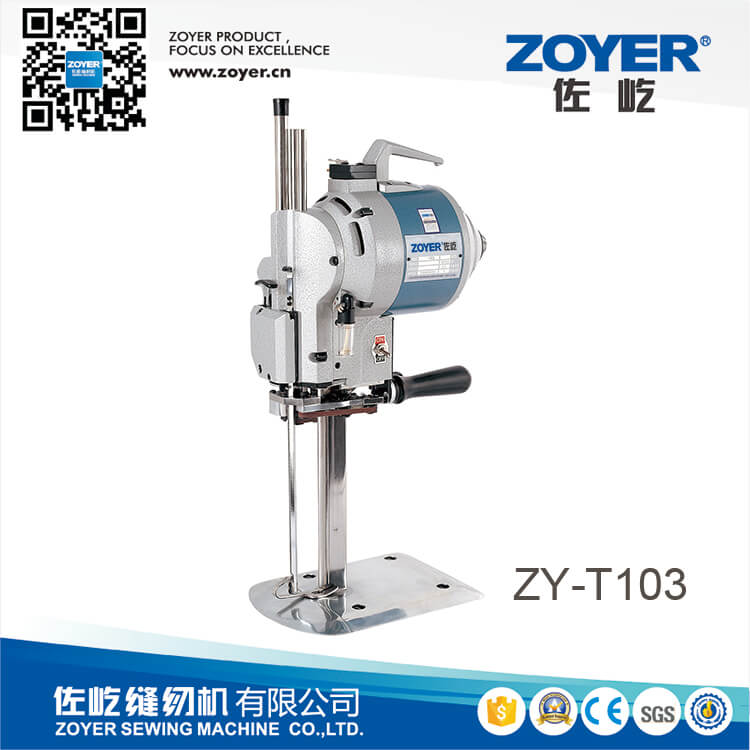 ZY-T103 Zoyer straight knife auto-sharpening cutting machine