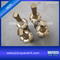 Reamer Bits/Dome Reaming Button Bits/Pilot Adapter R32-T38/6-7-11-12 Degree