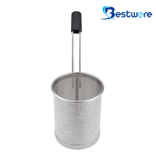 Cylindrical Stainless Steel Pasta Basket - BTW60S67-304