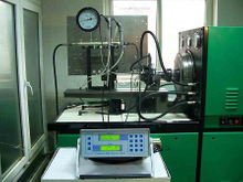 Test Bench & Common Rail Tester