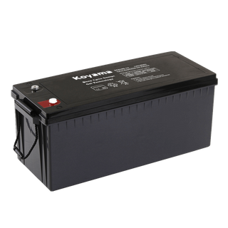 12V180AH Deep Cycle Gel Battery DCG180-12 solar storage