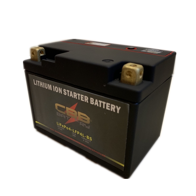 12.8V 2ah Lithium Lon Battery Electric Motorcycle Battery LiFePO4 Battery Pack LFP4l-BS