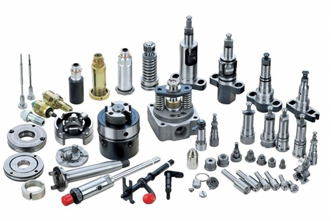 FOTMA specializes in supplying VE pump heads, nozzles, plungers, bonnets, and delivery valves