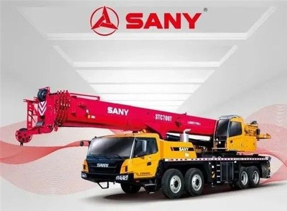 Sany Machine In Indonesia construction building