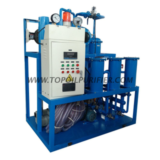 Series TYA Lubricating Oil and Hydraulic Purifier Machine