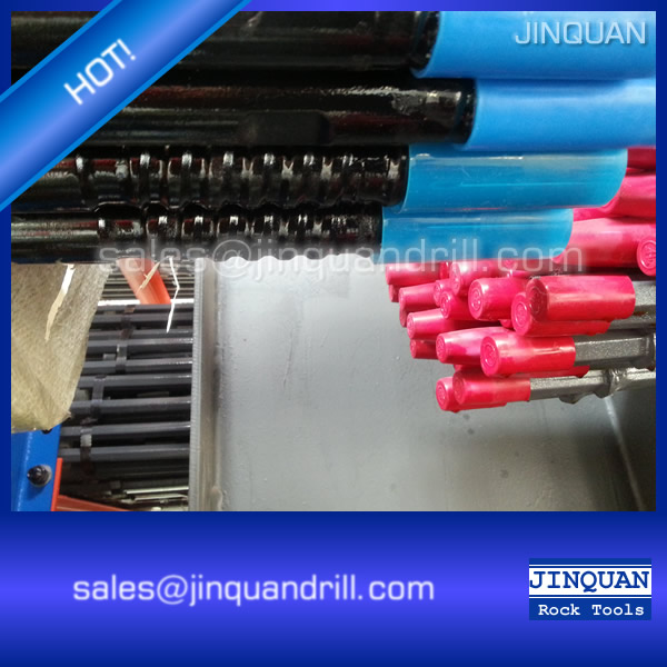 T38 3050mm double thread extension rod